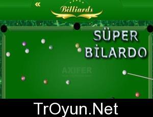 Süper Bilardo oyna Oyunu