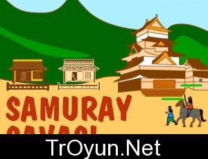 Samuray Savaşı oyna Oyunu
