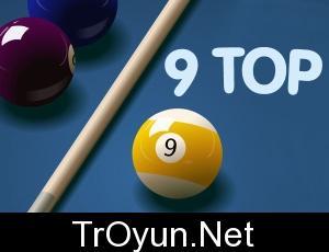 9 Top oyna Oyunu