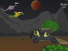 Jurassic Parktan Kaçış Oyunu