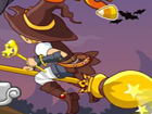 süpürgeli cadı 2 Oyunu