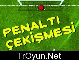 Penaltı Çekişmesi Oyunu
