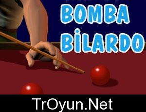 Bomba Bilardo oyna Oyunu