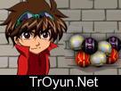 Bakugan uçan toplar Oyunu