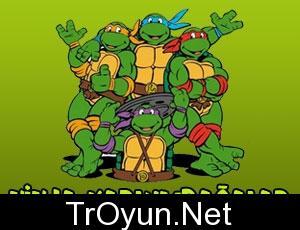 Ninja Kaplumbağalar oyna Oyunu