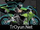 Ninja motorcu Oyunu