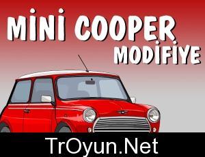 Mini Cooper Modifiye yap Oyunu