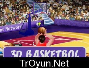 3D Basketbol oyna Oyunu