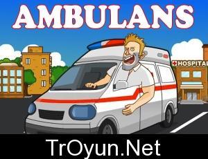 Ambulans oyunu oyna Oyunu