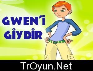 Gwen'i Giydir oyna Oyunu